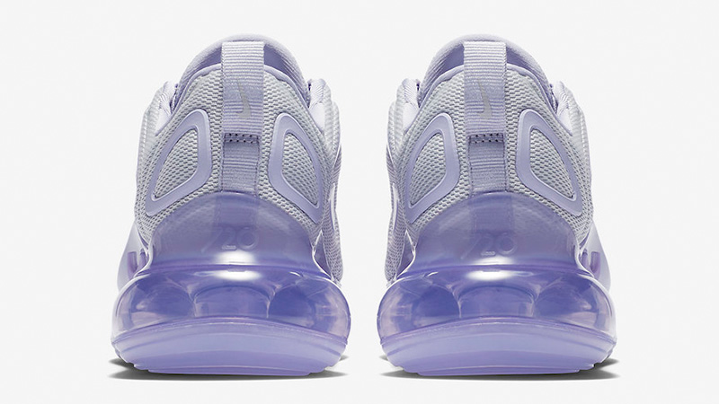 Nike Air Max 720 Oxygen Purple Womens AR9293-009 back
