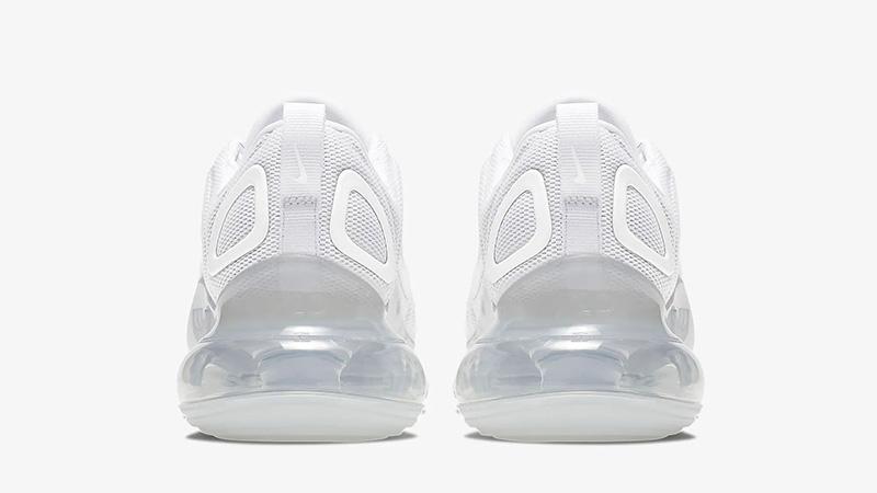 Nike Air Max 720 White Womens AR9293-101 back
