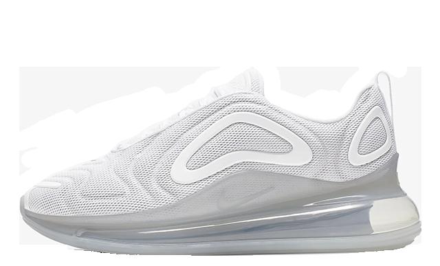 Nike Air Max 720 White Womens AR9293-101