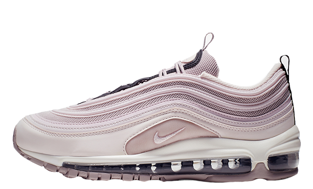 bufanda Mamá Túnica  Nike Air Max 97 Pink | 921733-602 | The Sole Womens