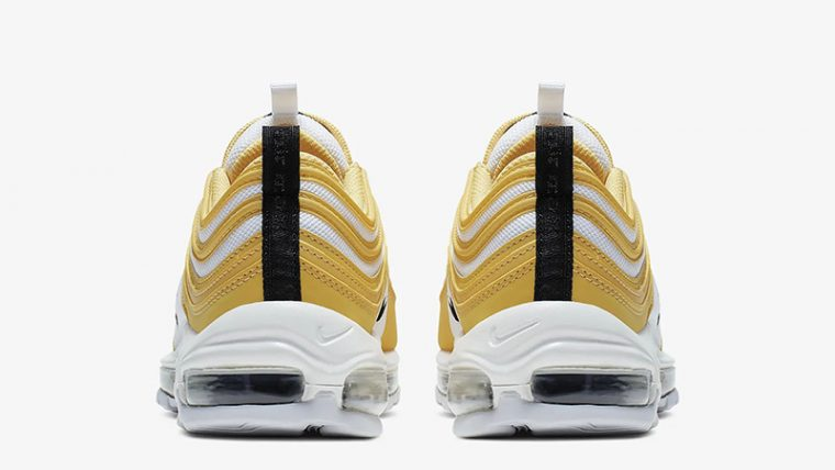 Nike Air Max 97 Topaz Gold 921733-703 back