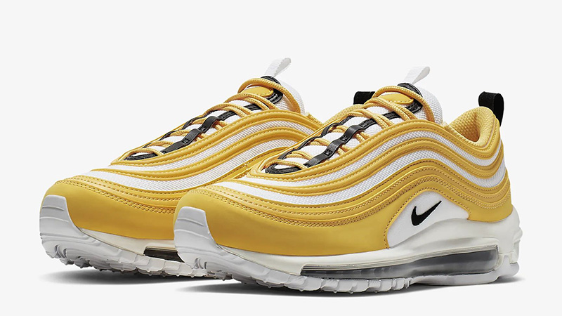 Nike Air Max 97 Topaz Gold 921733-703 front