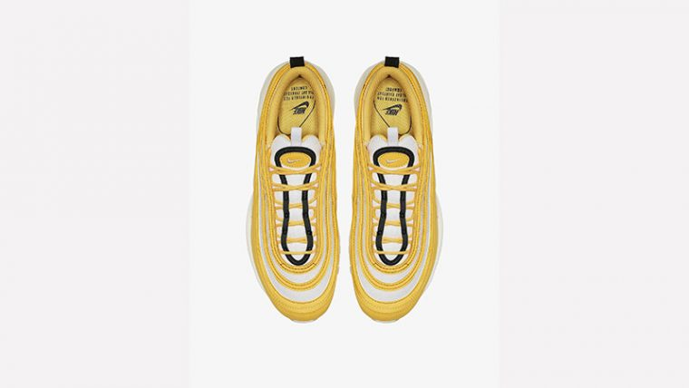 Nike Air Max 97 Topaz Gold 921733-703 middle thumbnail image