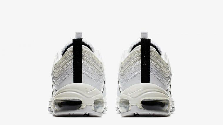 Nike Air Max 97 White Black 921733-103 back thumbnail image