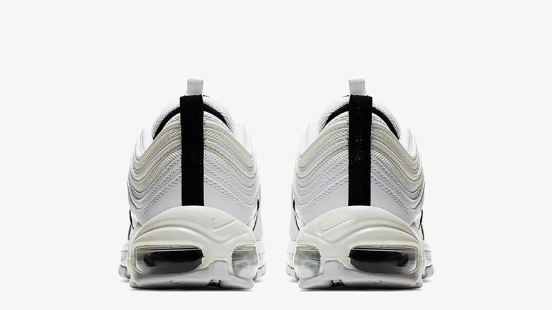 Nike Air Max 97 White Black 921733-103 back