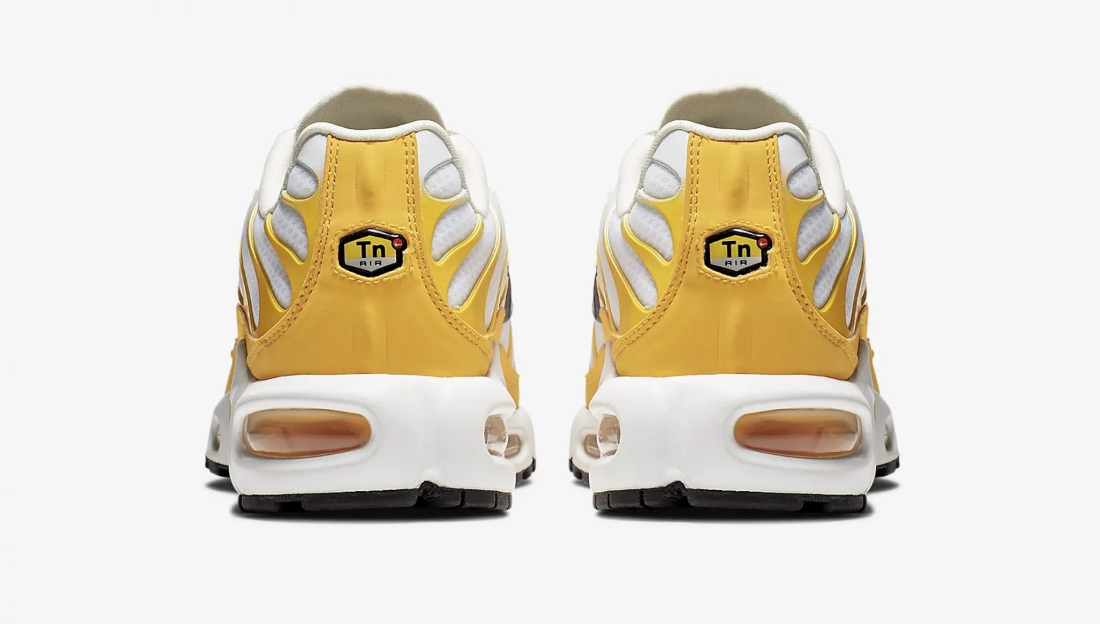 new style f7611 abac2 Nike Air Max Plus University Gold   CD7061-700