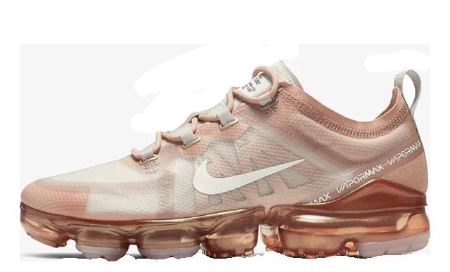 Nike Air VaporMax 2019 Orange Bronze AR6632-601