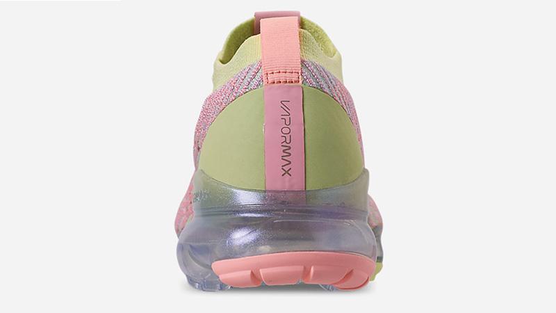 Nike Air VaporMax 3 Volt Pink Womens AJ6910-700 back