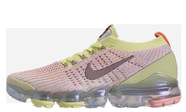 Nike Air VaporMax 3 Volt Pink Womens AJ6910-700