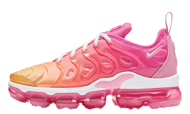 Nike Air VaporMax Plus Laser Fuchsia Orange | CI9900 600