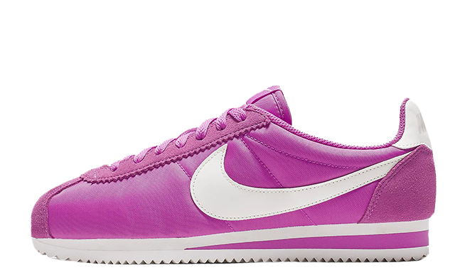 detailed look 95d92 a7c29 Nike Classic Cortez Nylon Active Fuchsia   749864-609