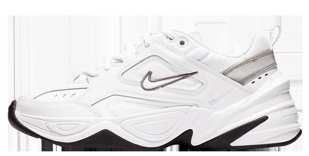 Nike M2K Tekno White Grey