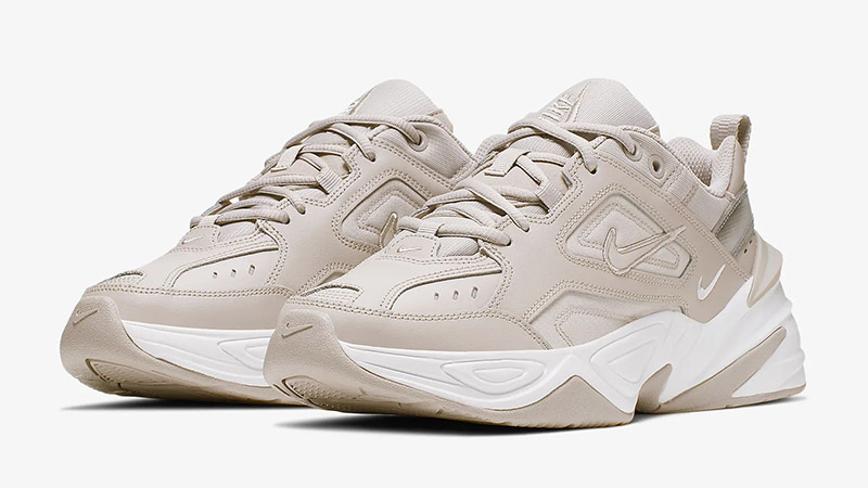 nike taupe m2k tekno trainers Shop