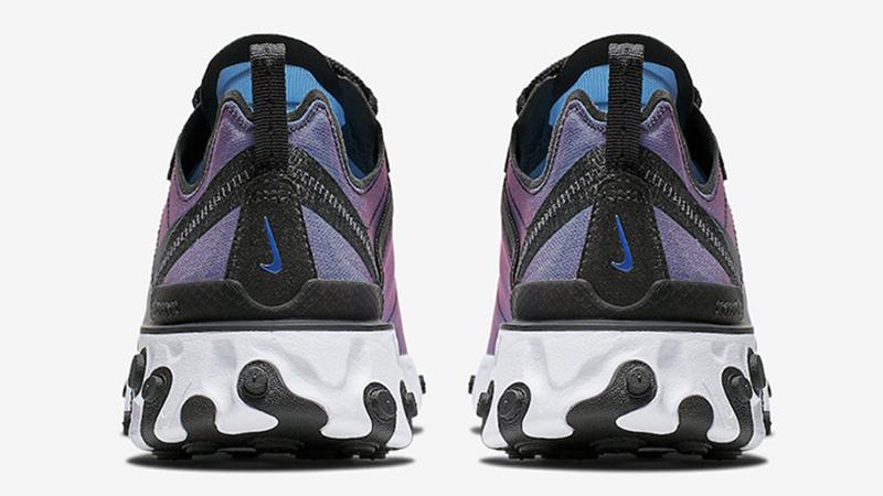 6538b5852d9 Nike React Element 55 Premium Laser Fuchsia Womens CD6964 001 back