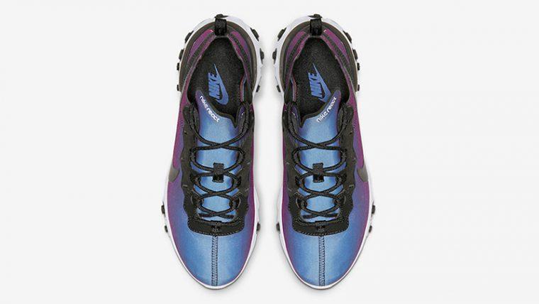 aa043d586dc Nike React Element 55 Premium Laser Fuchsia Womens CD6964 001 middle