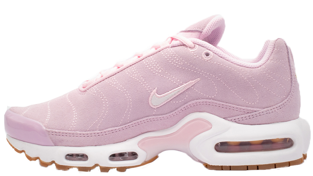 ca95d448b7 If you're loving this twist on the Nike TN Air Max Plus PRM Pink as much as  us, hit the stockist linked below to cop! UK true DD/MM/YYYY
