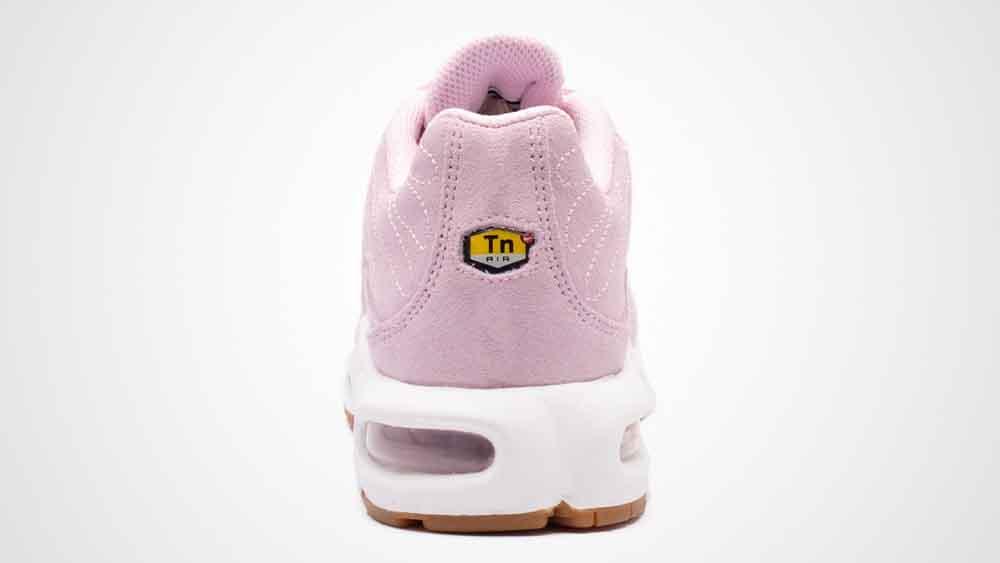 Nike Tn Air Max Plus Prm Pink Cd7060 600 The Sole Womens