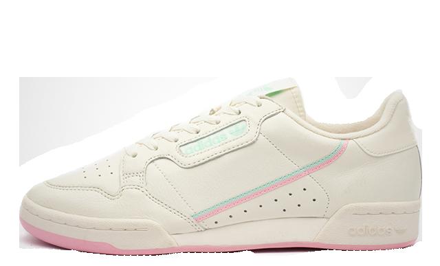 adidas Continental 80 Beige Pink BD7645