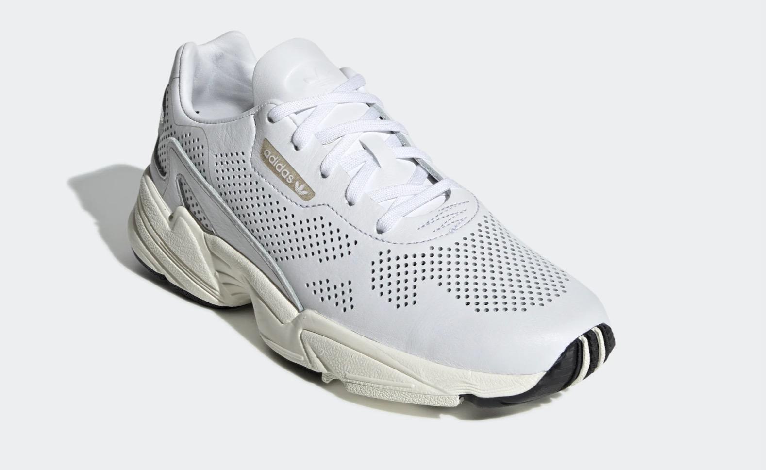 adidas Falcon Alluxe White | DB3357