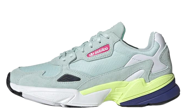 e39cf3b5 ... to keep notified about the release of the adidas Falcon Ice Mint and to  also receive an email notification as soon as they go live! UK true  DD/MM/YYYY