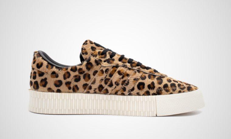 adidas Sambarose Leopard Print | CG6461 thumbnail image