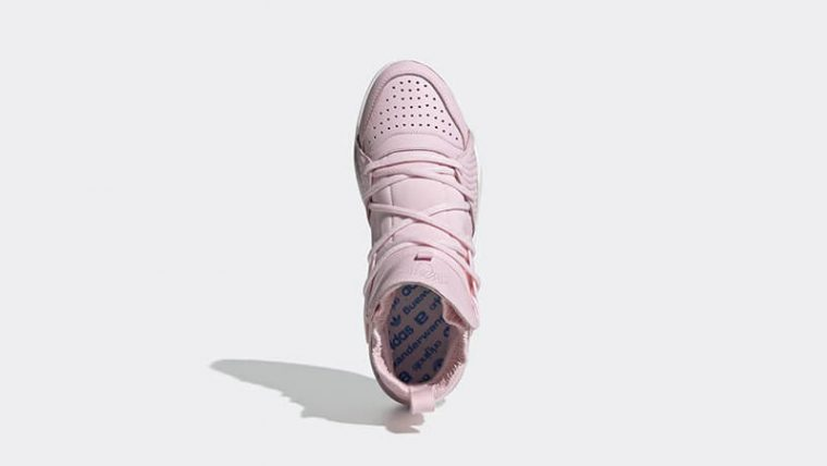 adidas x Alexander Wang Bball Pink White DB2718 02 thumbnail image