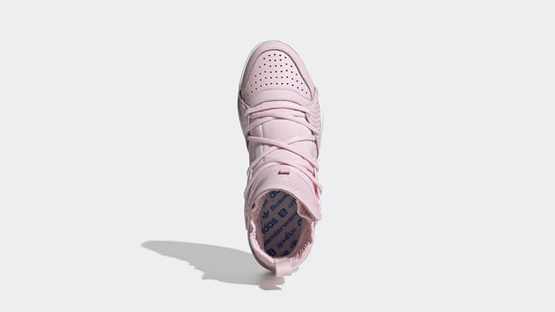 adidas x Alexander Wang Bball Pink White DB2718 02