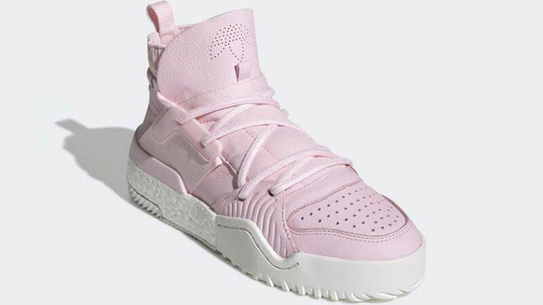 adidas x Alexander Wang Bball Pink White DB2718 03 thumbnail image