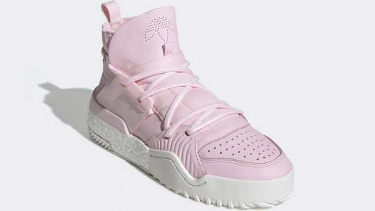 adidas x Alexander Wang Bball Pink White DB2718 03