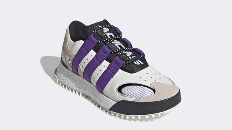 adidas x Alexander Wang Wangbody Purple Brown EF2437 03