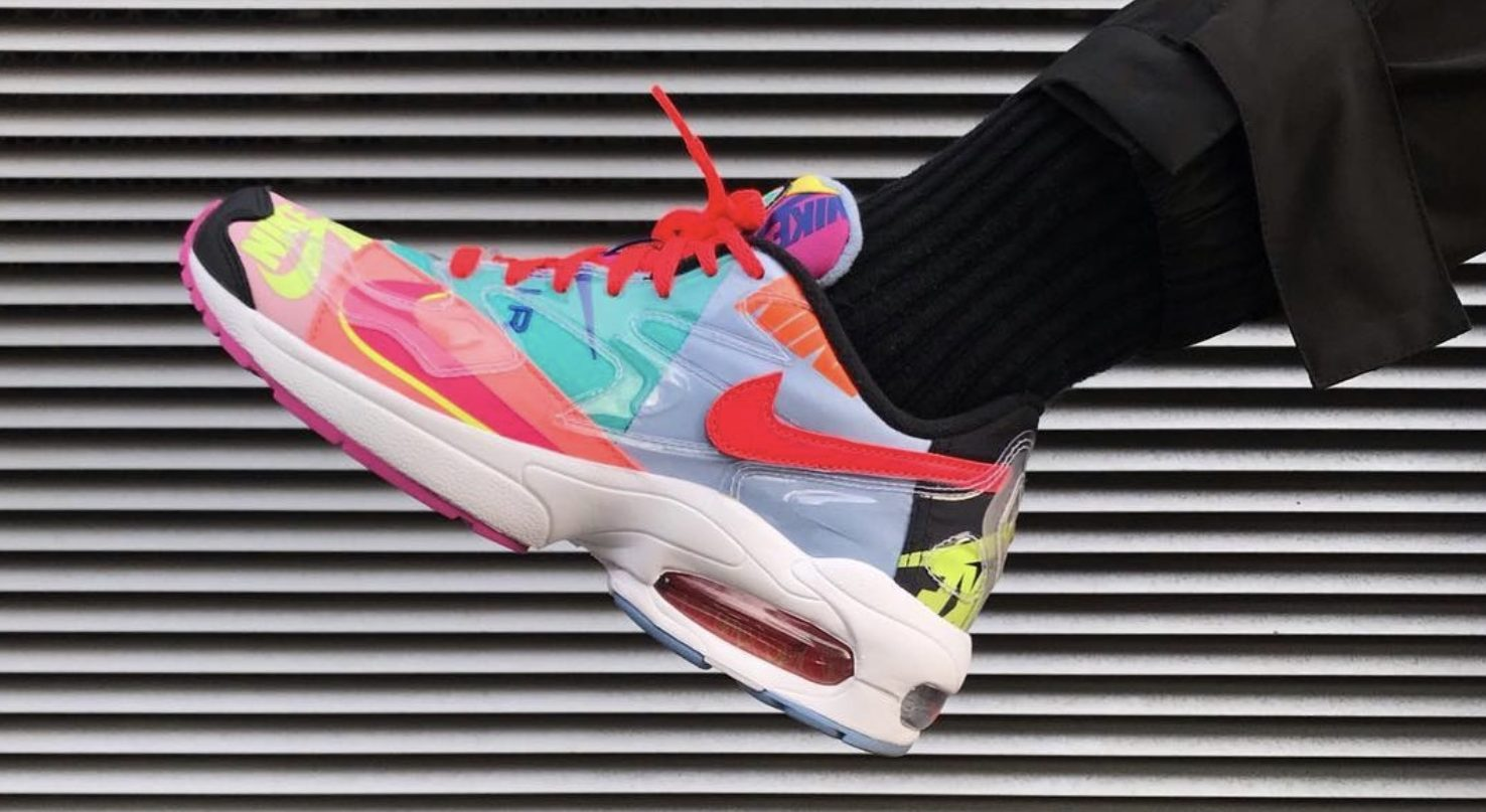 f87381b8aded3 Get In There Early With Our atmos x Nike Air Max 2 Light Raffle ...