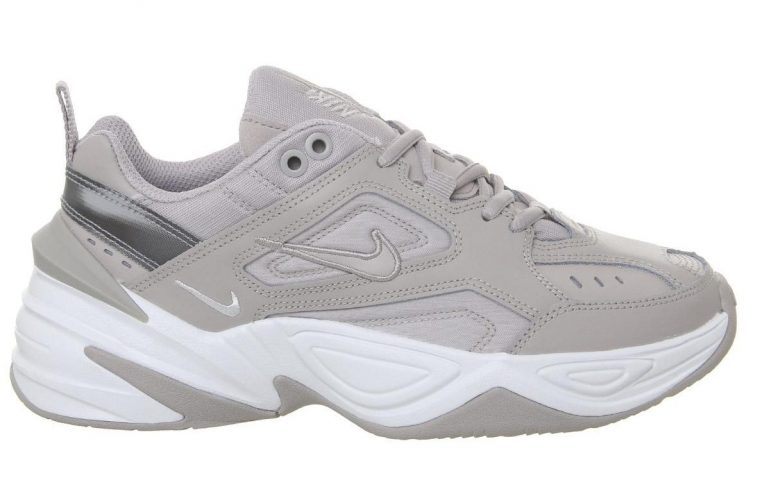 M2k Tekno Trainers Moon Particle Summit White