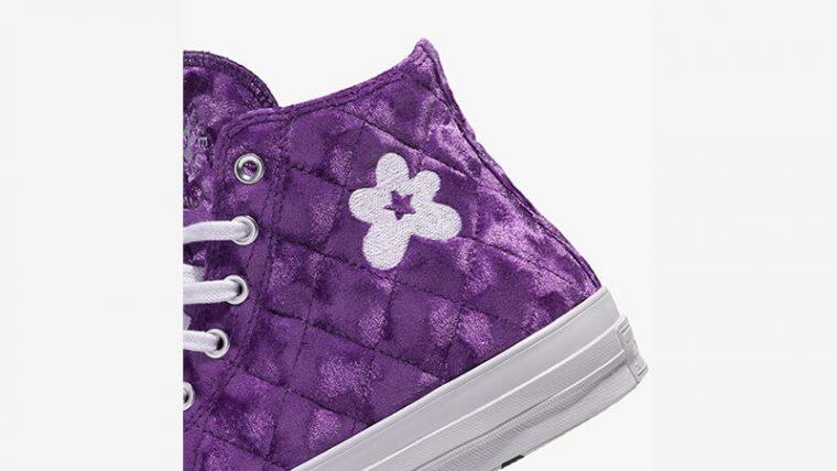 Converse Chuck 70 Hi x Golf Le Fleur Purple 165600C 01