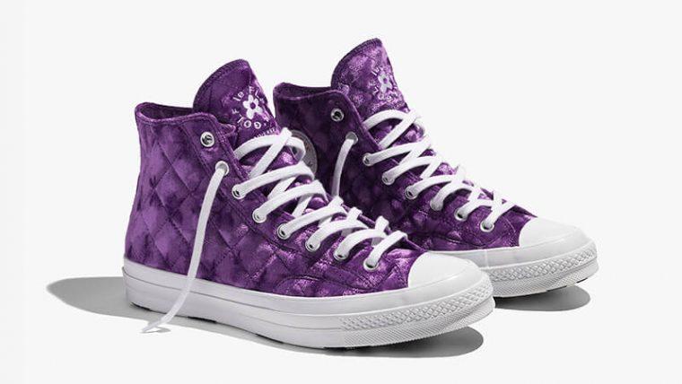 Converse Chuck 70 Hi x Golf Le Fleur Purple 165600C 03 thumbnail image