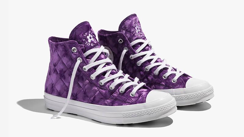 Converse Chuck 70 Hi x Golf Le Fleur Purple 165600C 03