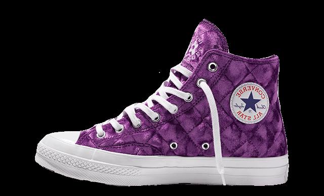 Converse Chuck 70 Hi x Golf Le Fleur Purple 165600C