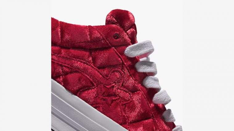 Converse One Star x Golf Le Fleur Red 165598C 02 thumbnail image