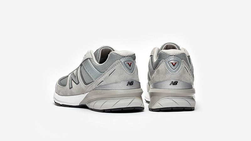 New Balance W990 Grey Womens back