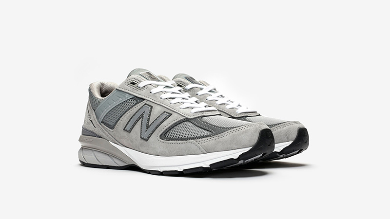 New Balance W990 Grey Womens front