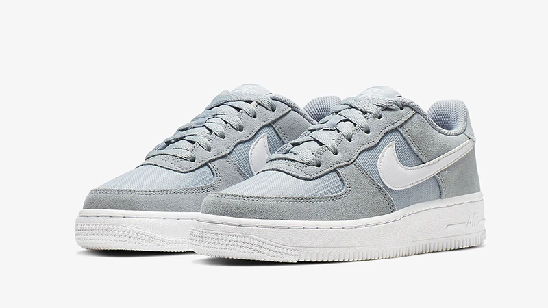 lower price with release info on sale online Nike Air Force 1 GS Obsidian Mist | BV0064-400