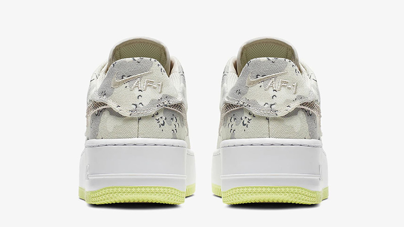 Nike Air Force 1 Sage Low Premium Camo Orewood | CI2673-101