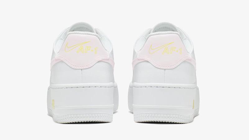 Nike Air Force 1 Sage White Pink | CI9094 100