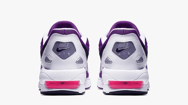 Nike Women Air Max 1 Pink WhitePurple Grey Pink   319986