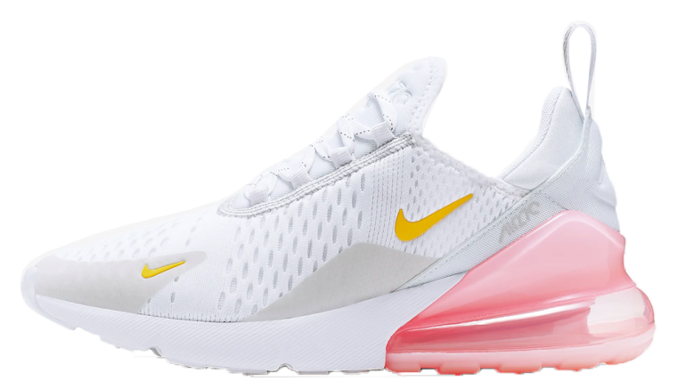 best cheap 907df bbb32 Nike Air Max 270 White Pink | CI9088-100