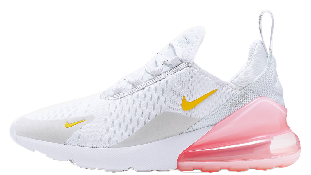 good selling closer at top brands Nike Air Max 270 White Pink | CI9088-100