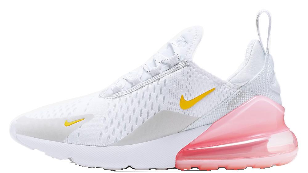 Nike Air Max 270 White Pink