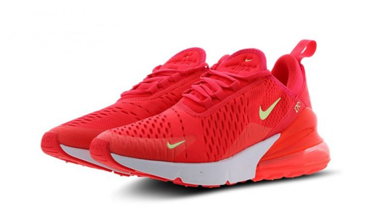 info for b7a96 e6158 Nike Air Max 270 Red Orbit White | CI9095-600