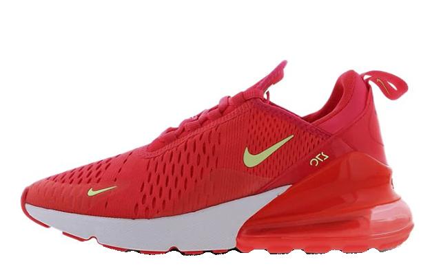 Nike Air Max 270 Red White CI9095-600