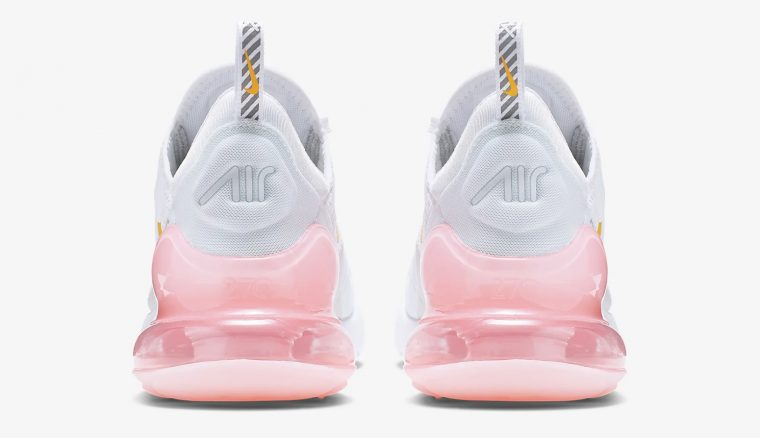 best cheap 43f42 1b819 Nike Air Max 270 White Pink | CI9088-100