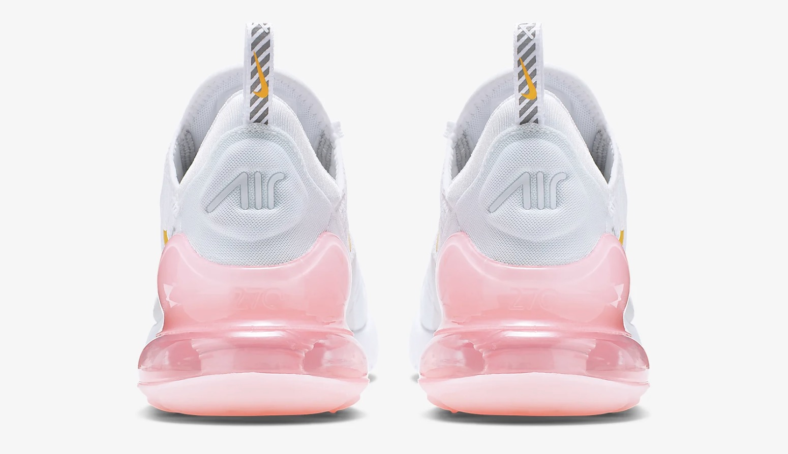 Women Nike Air Max 270 Pale Pink On Sale CI9088 100